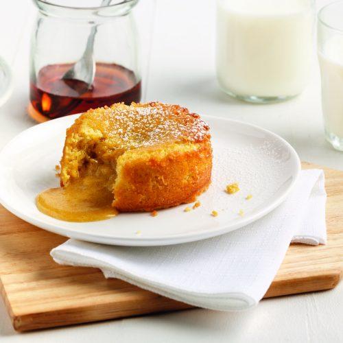 51111-Mini-gâteaux fondants à l'érable