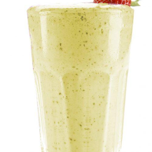 smoothie-jaune