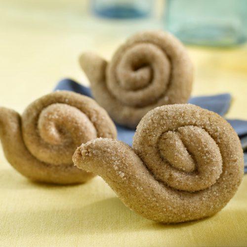 snail-cookies