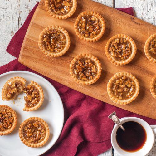 tartelettes-erable-et-aux-noix