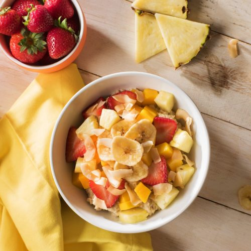 tropical-oatmeal-bowl